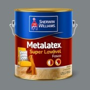 Metalatex Fosco 3,6L Cor: SW 7074