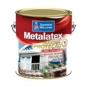Metalatex Maxima Proteção Alto Brilho 900Ml Cor: Preto