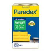 Paredex Vinil Fosco Branco 18L