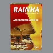 Rainha Acrílico 18L Semi Brilho Cor: Flâmula Cinza