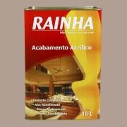 Rainha Acrilico 18L Semi Brilho Cor: Madeira acinzentada
