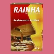 Rainha Acrílico 18L Semi Brilho Cor: Vitamina de Morango
