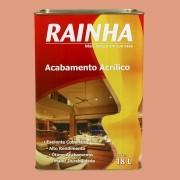 Rainha Acrílico Semi Brilho 18L Cor: Flamingo