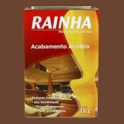 Rainha Acrílico Semi Brilho 18L Cor: Tabaco
