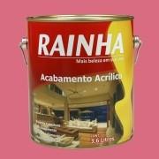 Rainha Acrilico Semi Brilho 3,6L Cor: Vitamina de Morango