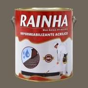 Rainha Pinta Telha 3,6L Cor: Esquilo Cinza