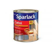 Sparlack Cetol Brilhante Canela 0,9L Sparlack