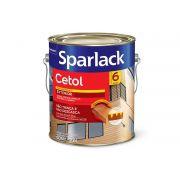 Sparlack Cetol Brilhante Canela 3,6L Sparlack