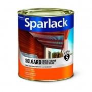 Sparlack Solgard Triplo Filtro Solar Brilhante 0,9L