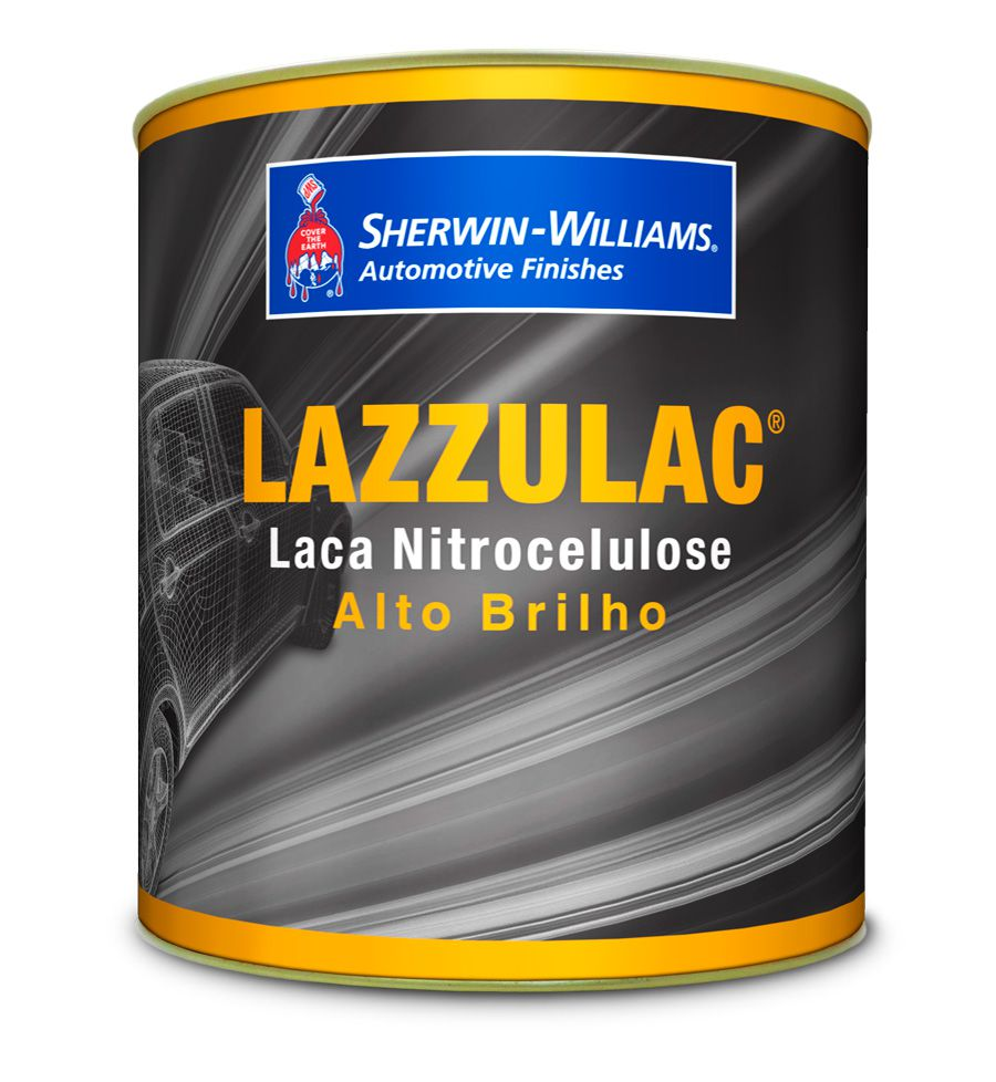 Alumínio para Rodas 908 900ml - Lazzuril