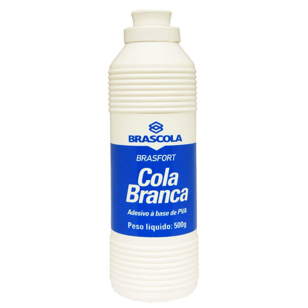 Brasfort Cola Branca 500Gr Brascola
