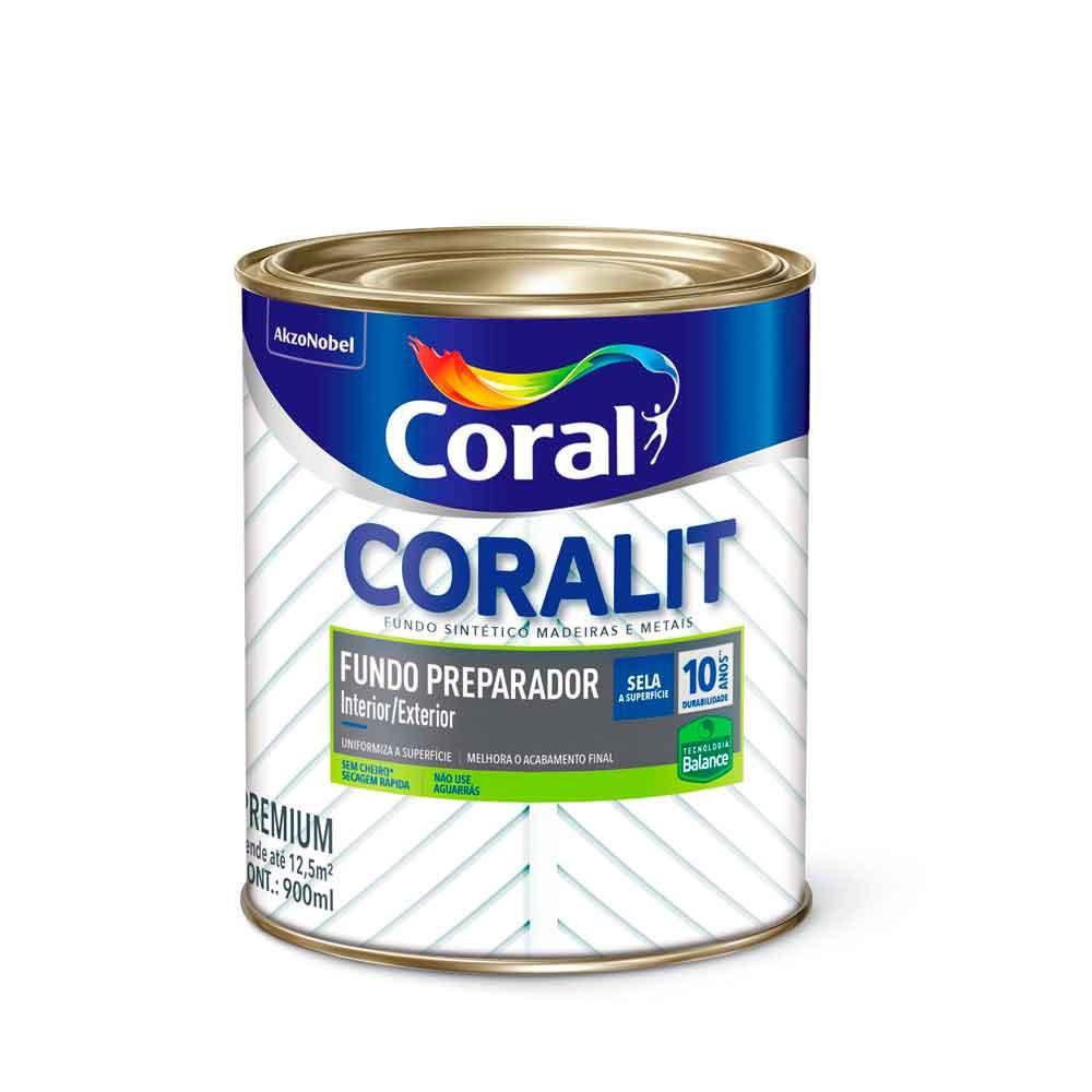 Coralit Fundo Preparadorarador Balance 0,9L