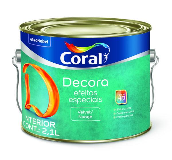 Decora Ef Velvet Base 2,1L