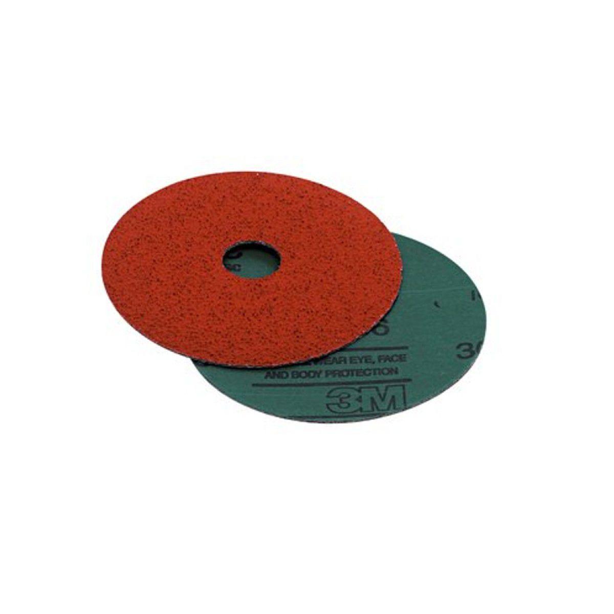 Disco de fibra 281C P50 115D 22,3F 3M HC000440269