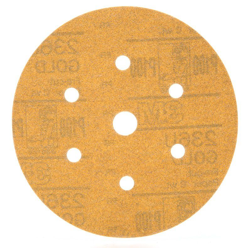 Disco Hookit Ouro 236U P320A 152mm 7F 3M HC000619631