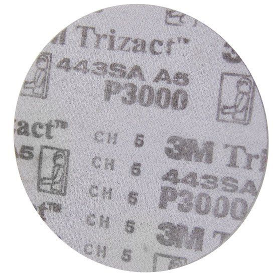 Disco Trizact P3000 152mm 3M HB004020911
