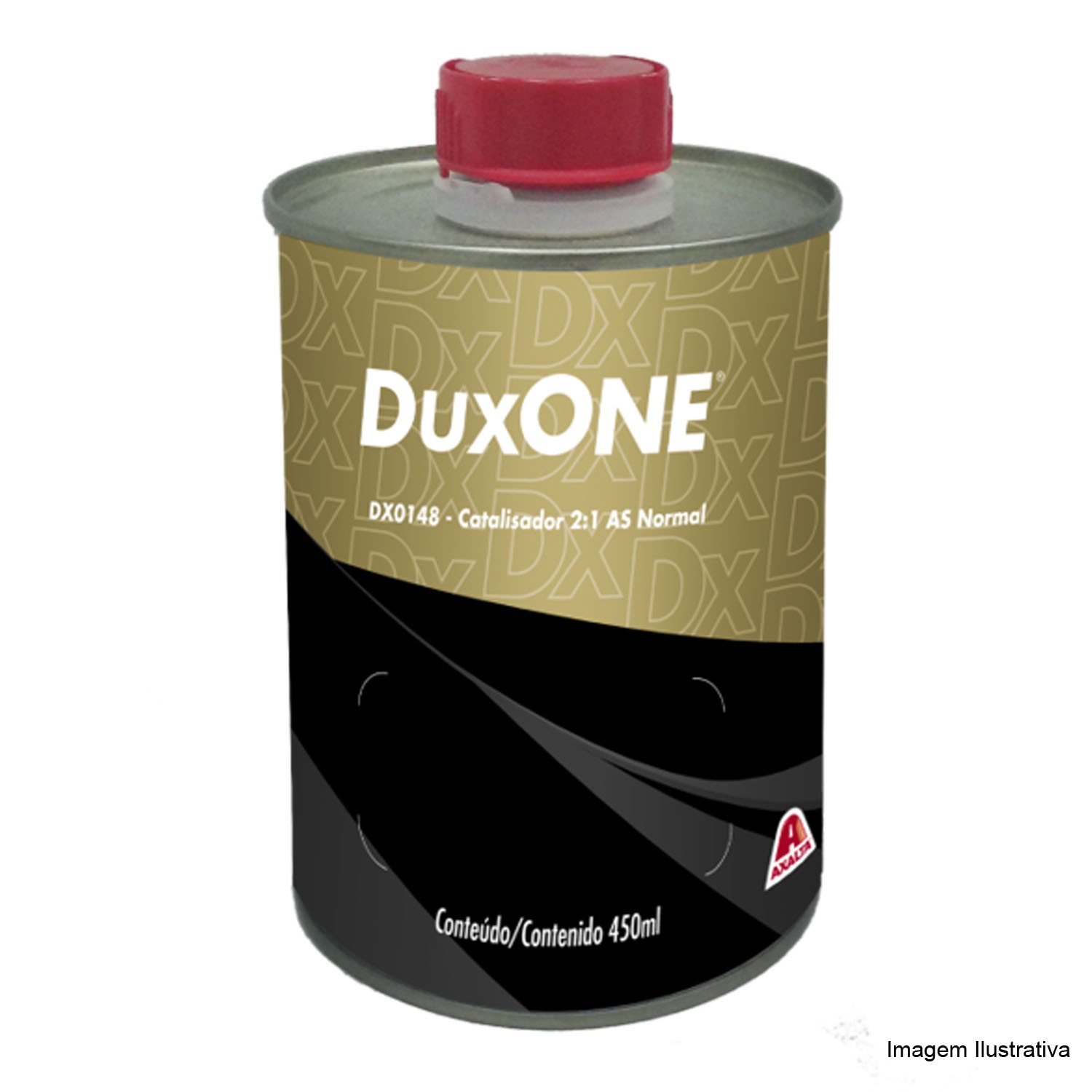 DX0148 - Catalisador Verniz DX4800 450ML - Axalta