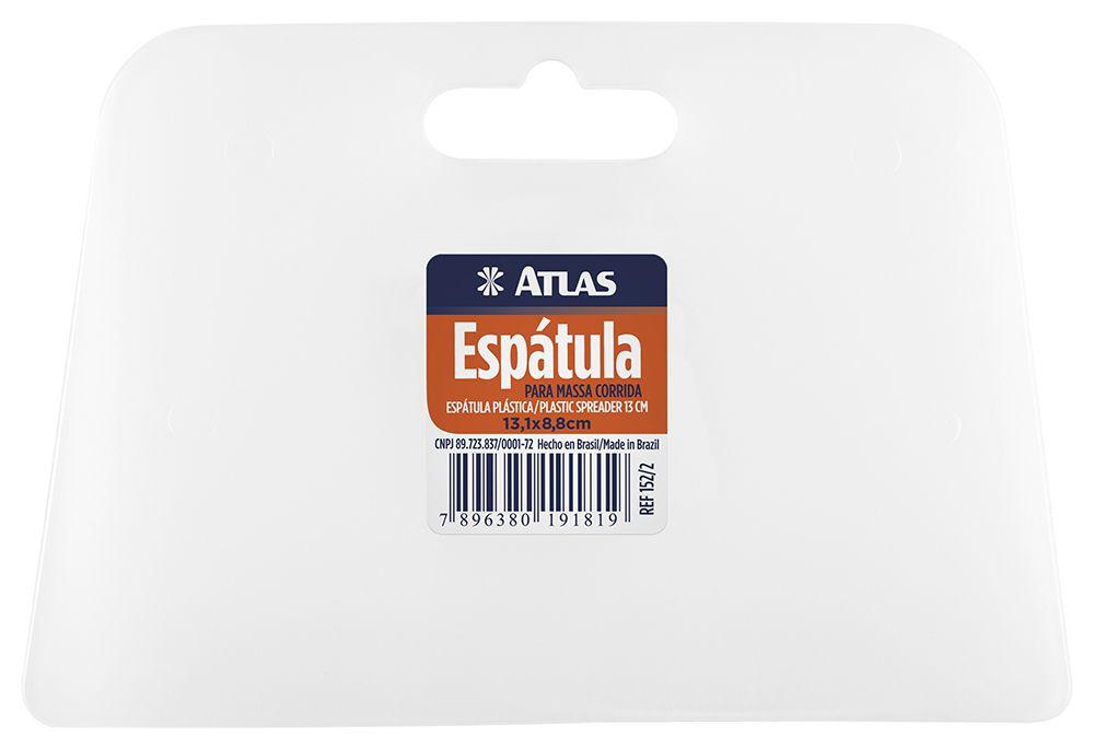 Espátula Plástica 152/2 Atlas