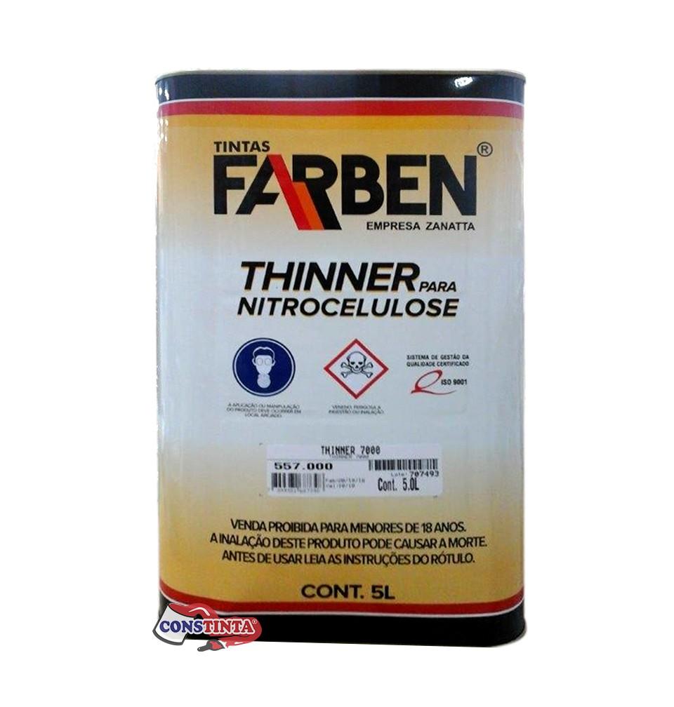 Farben Thinner 7000 - 5L