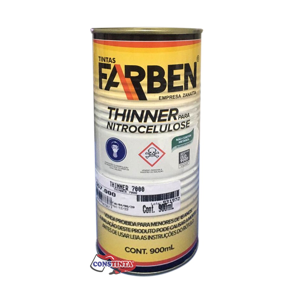 Farben Thinner 7000 - 900ml