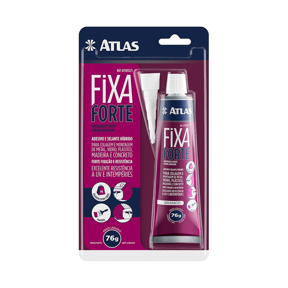 Fixa Forte 76Gr At11052/1 Atlas