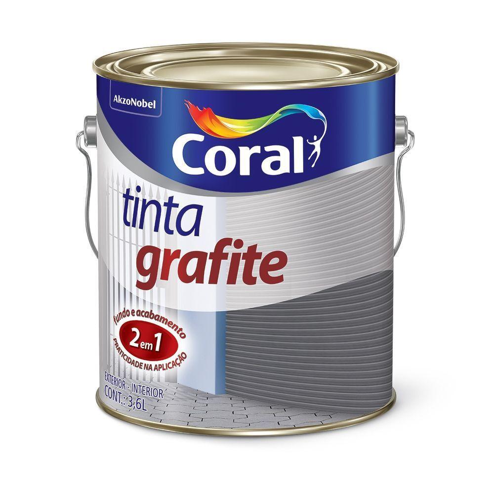 Grafite Claro Coral 3,6L