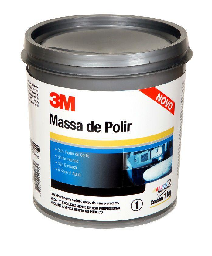 Massa de polir 3m 1Kg HB004226633