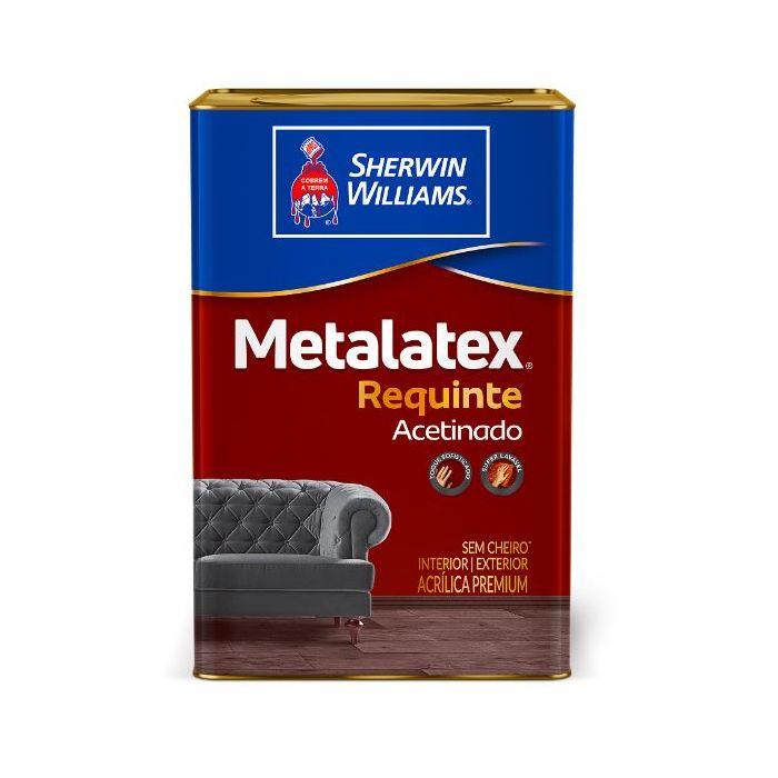 Metalatex Acrílico Requinte Branco 18L