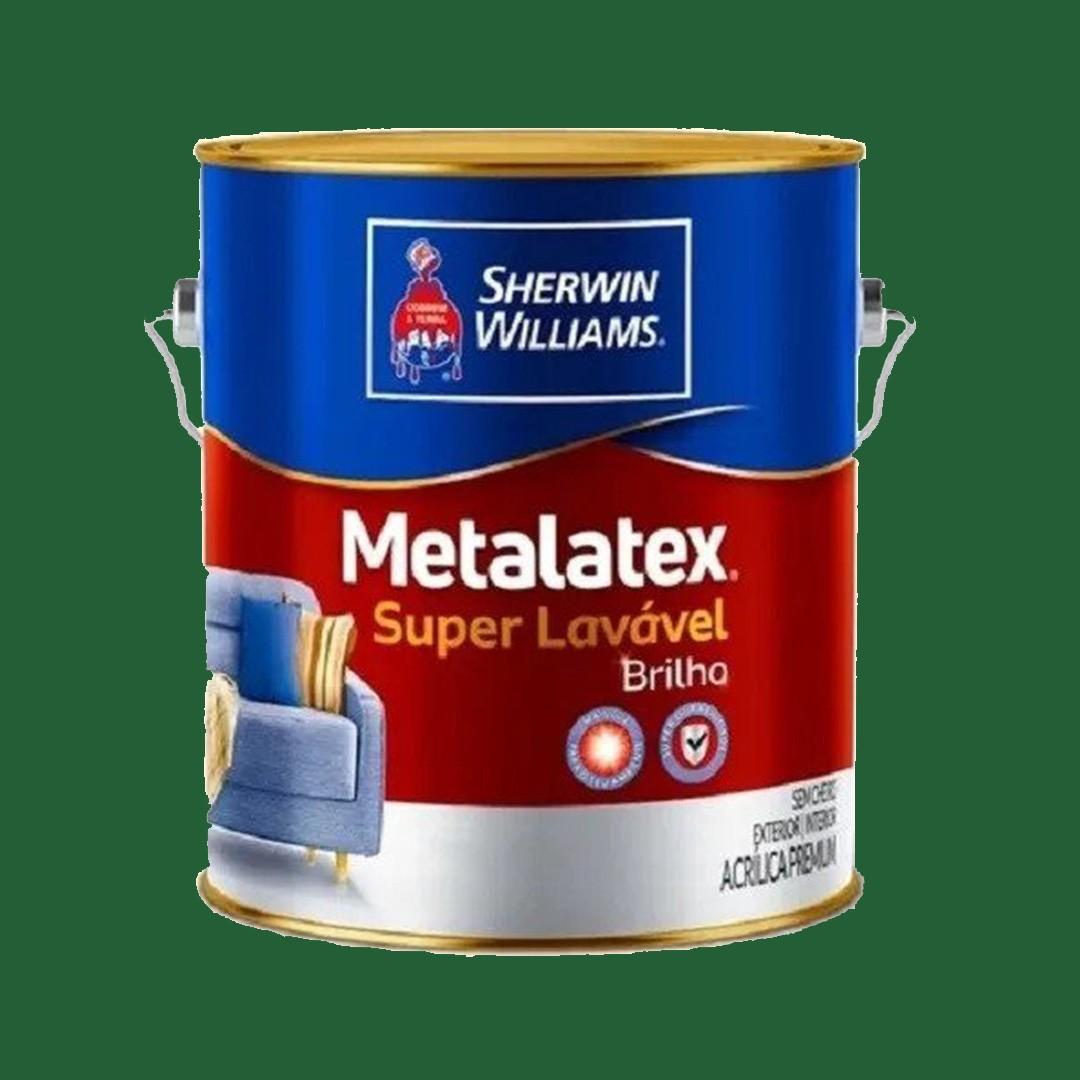 Metalatex Semi Brilho 3,6L Cor: Sw 6741