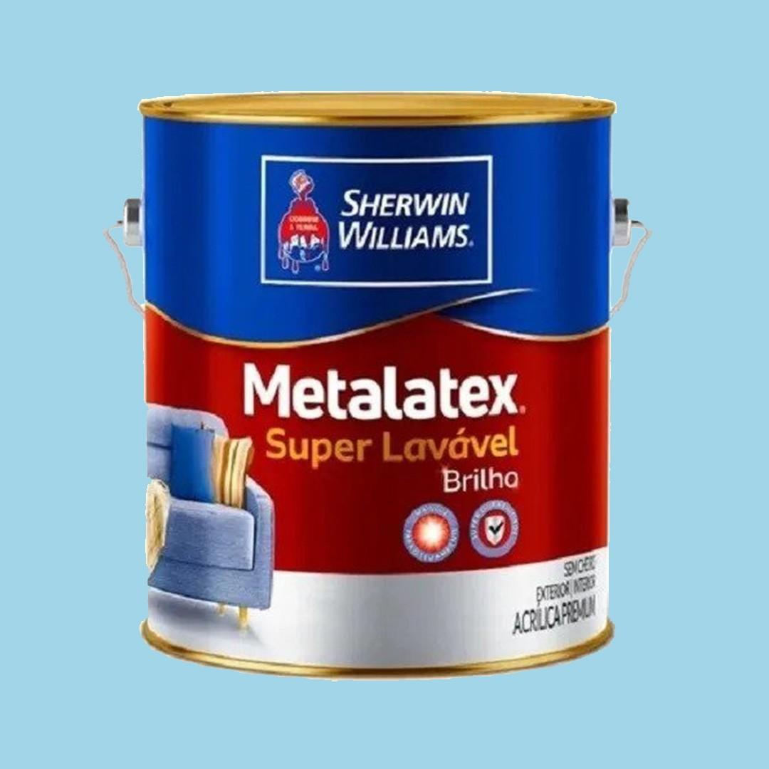Metalatex Semi Brilho 3,6L Cor: SW 6793