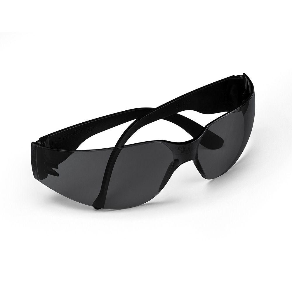 Óculos De Proteção Eco Line Cinza Atlas