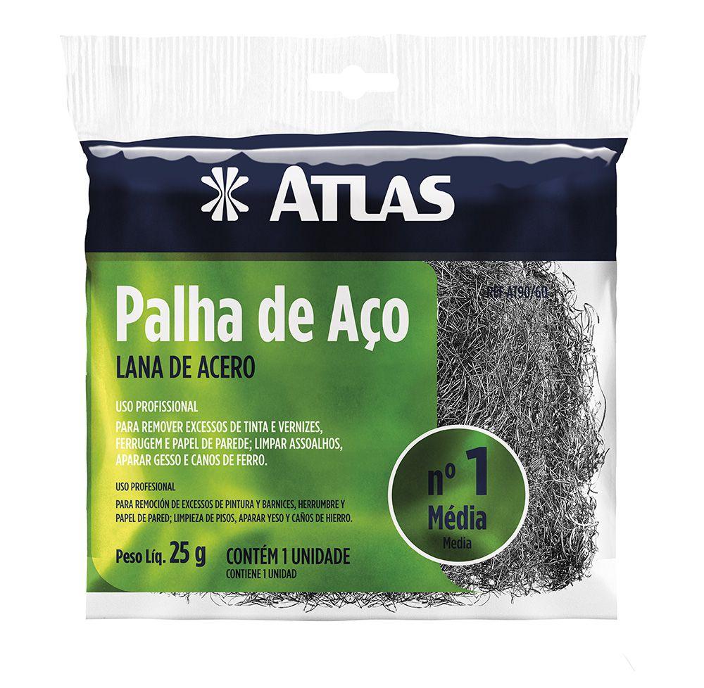 Palha De Aço N1 Atlas