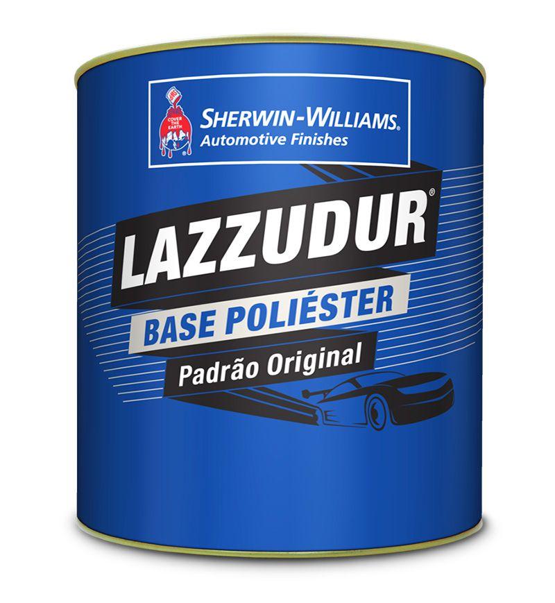 Prata Escuna Metálico Poliéster 2663 900ml - Lazzuril