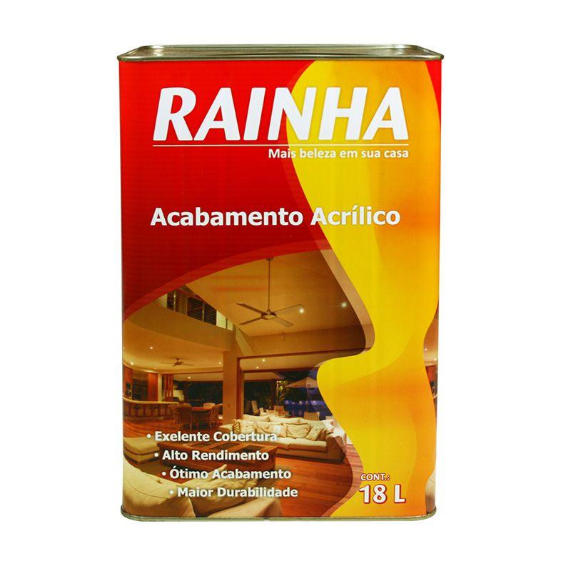 Rainha Acrílico Standard 16L - CORES