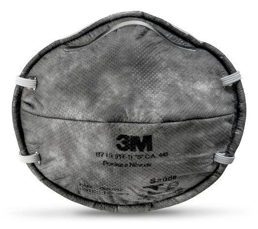 Respirador 8713 - 2 Peças - 3M