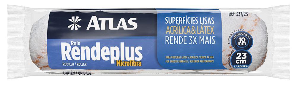 Rolo Microfibra Rendeplus 327/23 23Cm Atlas