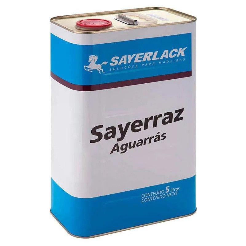 Sayerraz Aguarrás 5L - Sayerlack