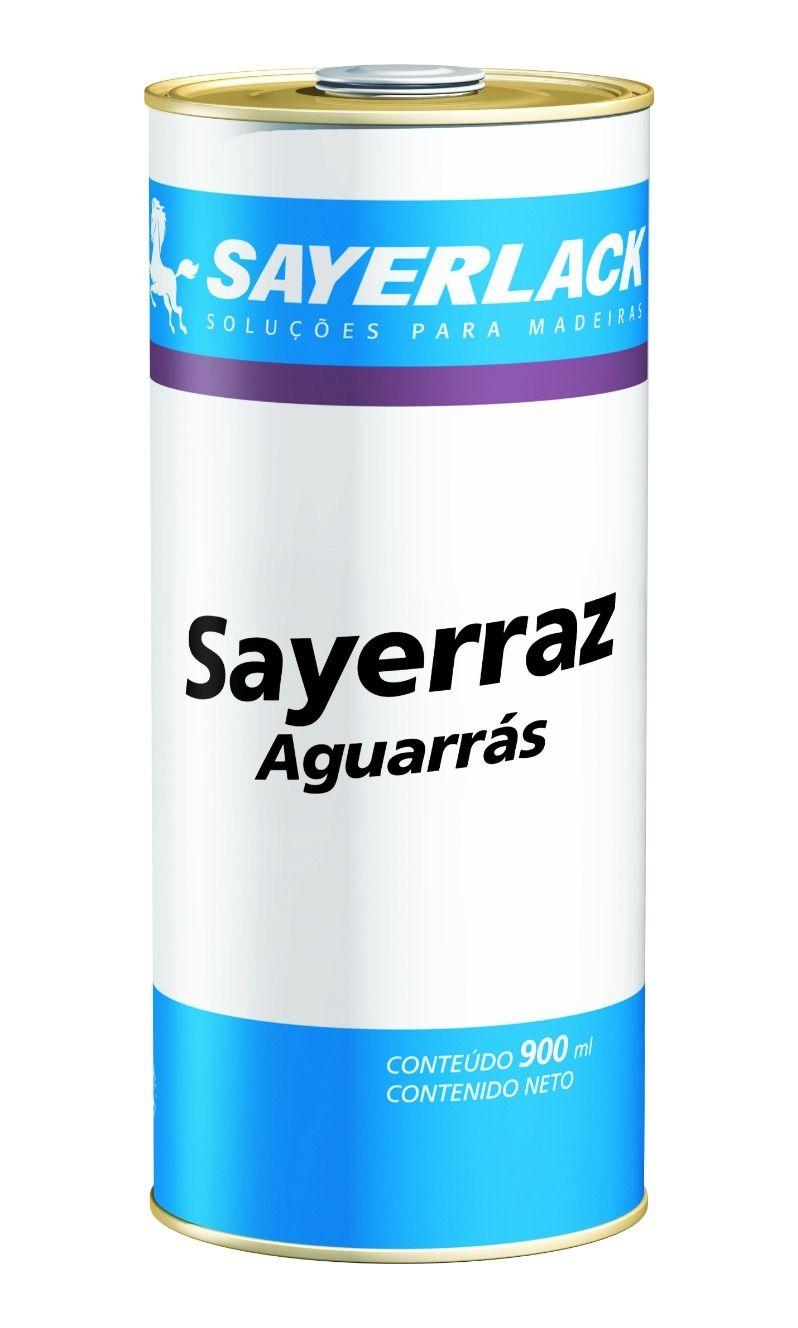 Sayerraz Aguarrás 900ml - Sayerlack