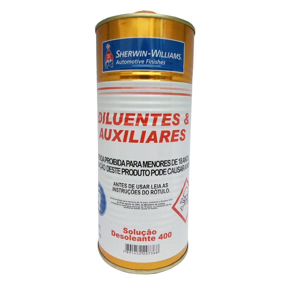 Solução Desengraxante 400 900ml - Lazzuril
