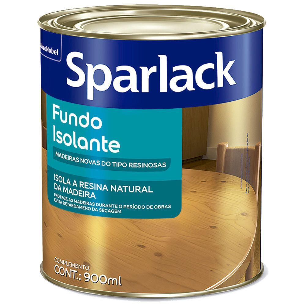 Sparlack Knotting Fundo Isolante 0.9L Sparlack