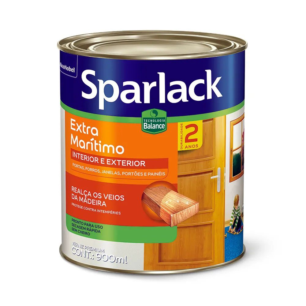 Sparlack Maritimo Balance Acetinado 0,9L
