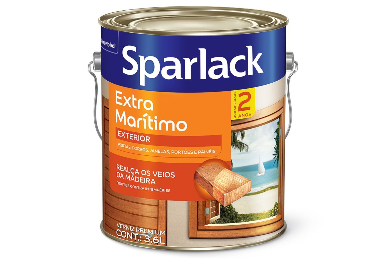 Sparlack Maritimo Brilhante 3,6L