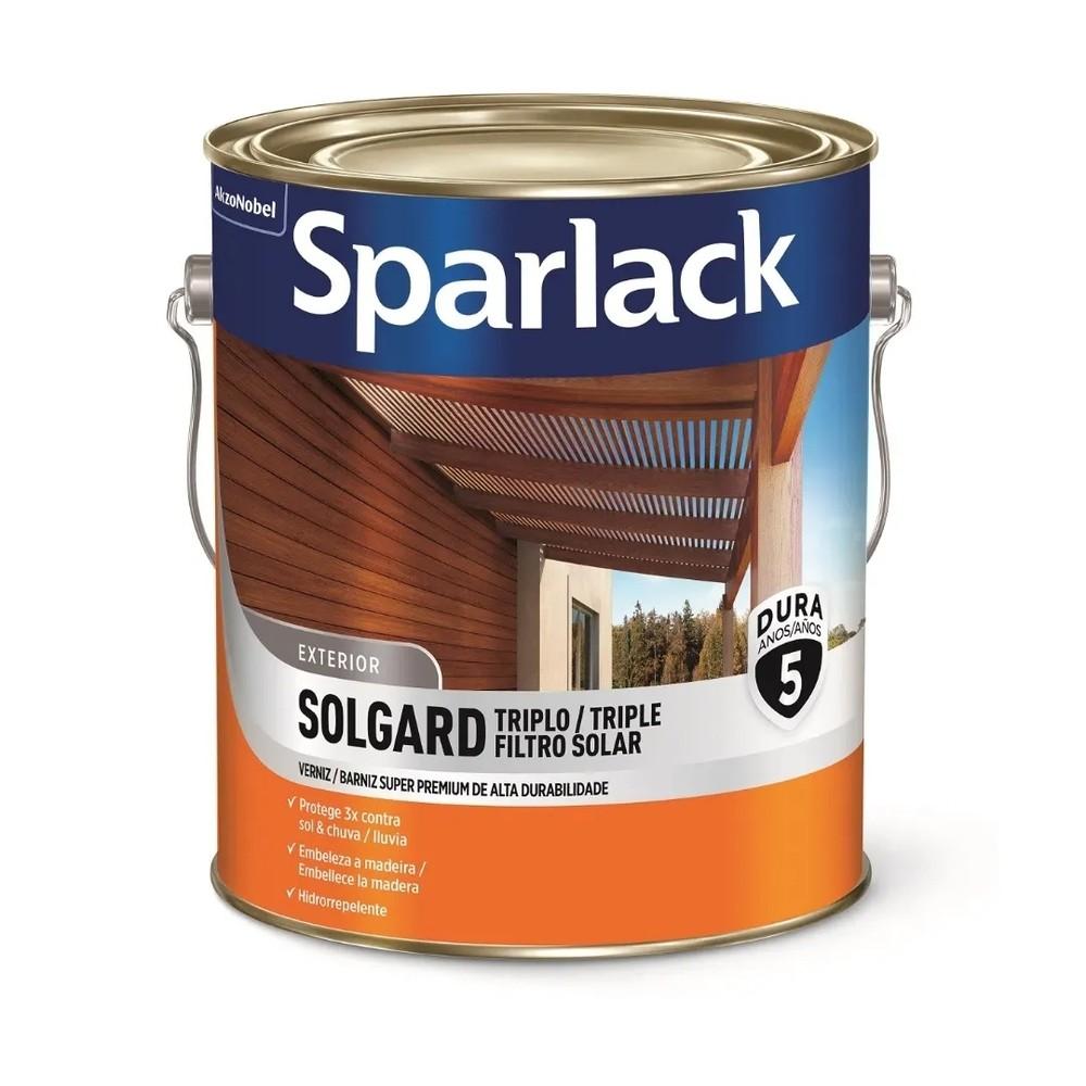Sparlack  Solgard Triplo Filtro Solar Acetinado 3,6L