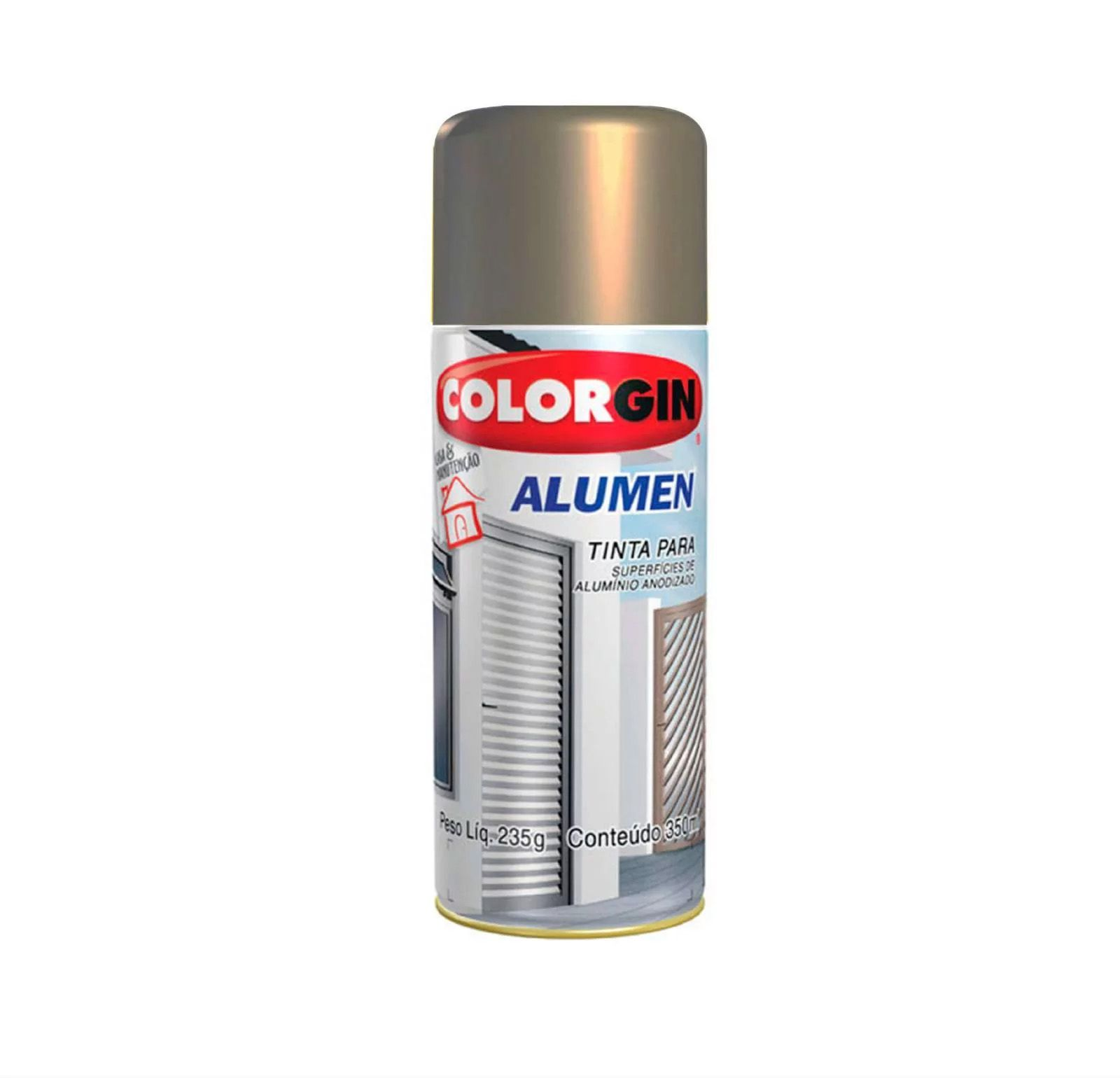 Spray 7001 Alumen Bronze Colorgin
