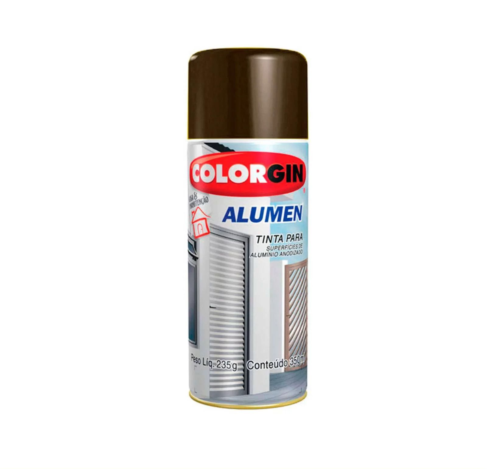Spray 7002 Alumen Bronze Colorgin