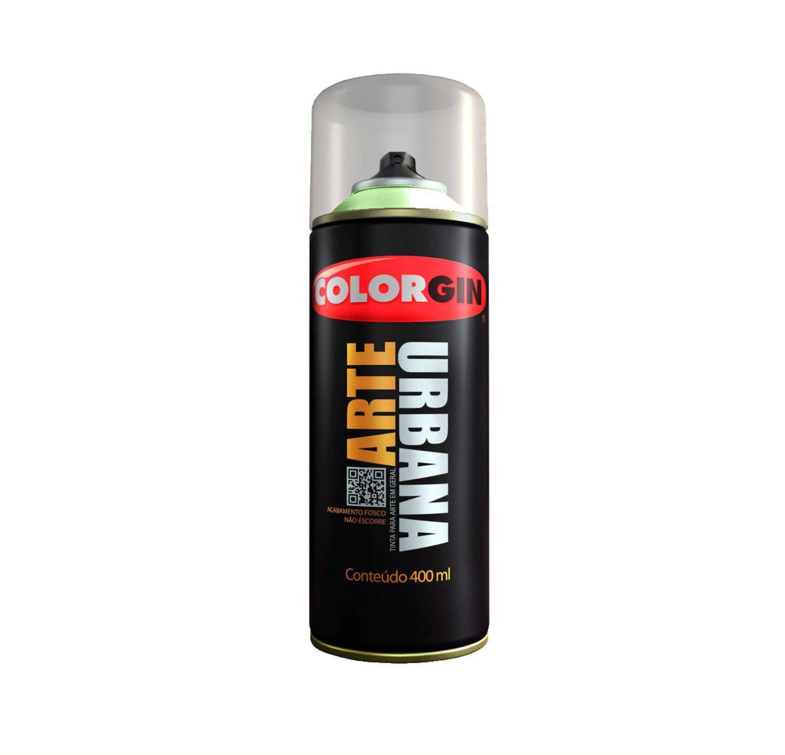 Spray 993 Arte Urbana Verde Dolar Colorgin