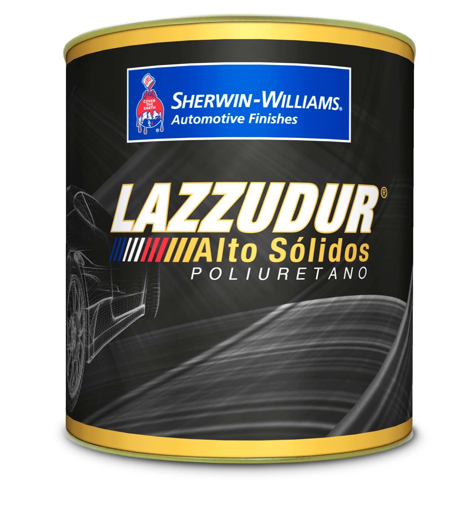 Verniz Alto Sólidos 8937 900ml - Lazzuril