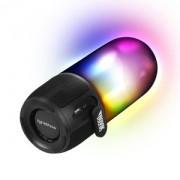 Caixa de Som Novik Neo Bluetooth com Bateria e Iluminação - Lightshow