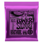 Encordoamento Ernie ball Guitarra 0.11 Power Slinky