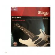 Encordoamento Stagg Guitarra 0.11 EL-1152